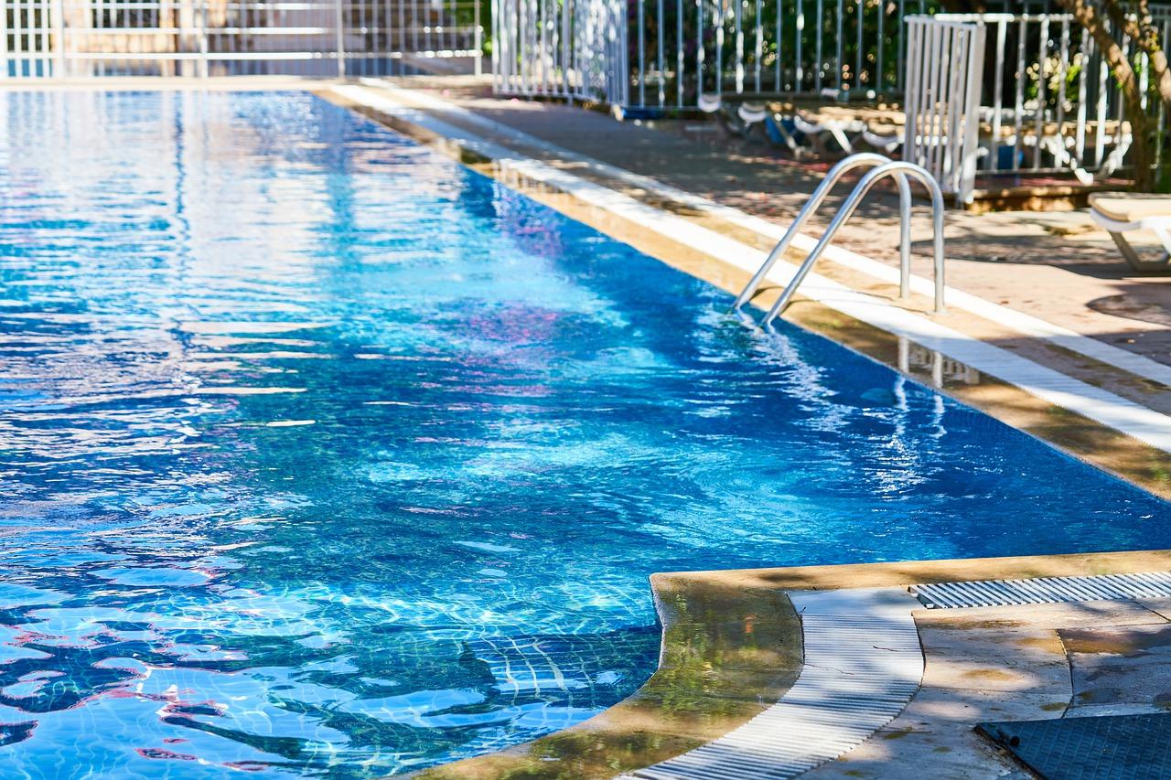 hezký bazén