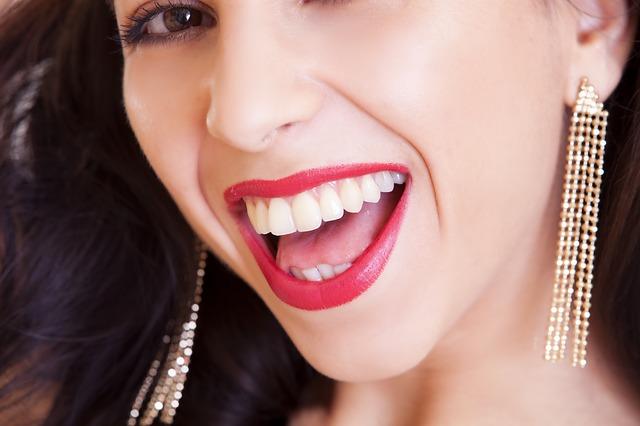 velké zuby