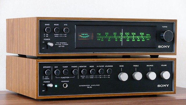 audio soustava